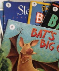 books about bats