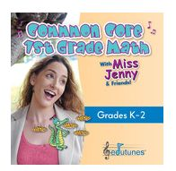Common Core 1st Grade Math With Miss Jenny & Friends