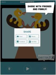 Free App Chatter Pix by Duck Duck Moose