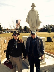 Korean War Veterans NC
